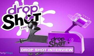 DROPSHOT INTERVIEW