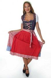 Oktoberfest kostume Heidi
