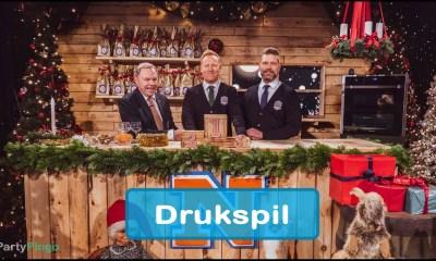 Natholdet Julekalender Drukspil
