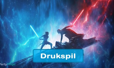 Star Wars - Rise of the Skywalker Drukspil