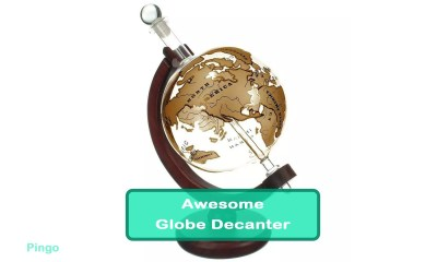 Denne Globe Decanter er Awesome
