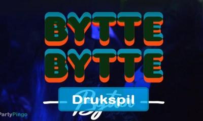 Bytte Bytte Bytur Drukspil
