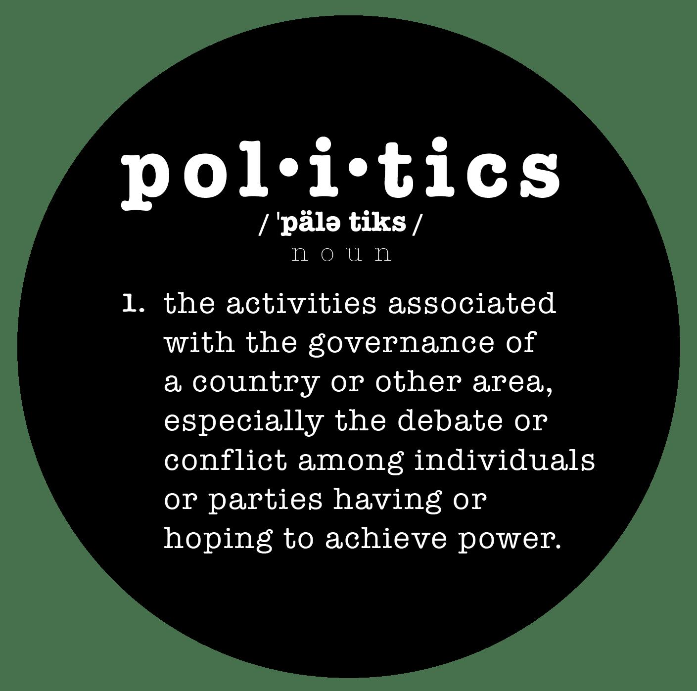 politicsdefinitionimageblack-01