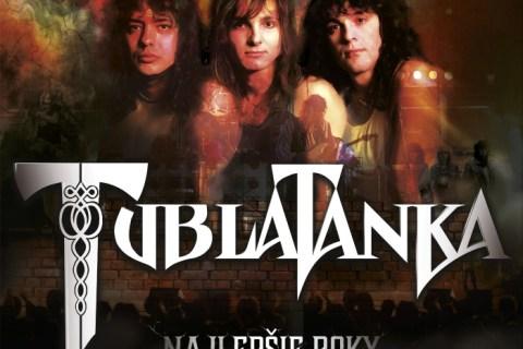 NAJLEPŠIE ROKY legendárnej skupiny TUBLATANKA vychádzajú na DVOJVINYLE!