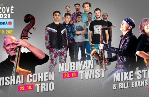 Jazzáky už od piatku s  Avishai Cohenom, Nubiyan Twist, Mikeom Sternom a ďalšími