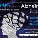 Hudbou proti Alzheimeru v pražském Divadle v Dlouhé