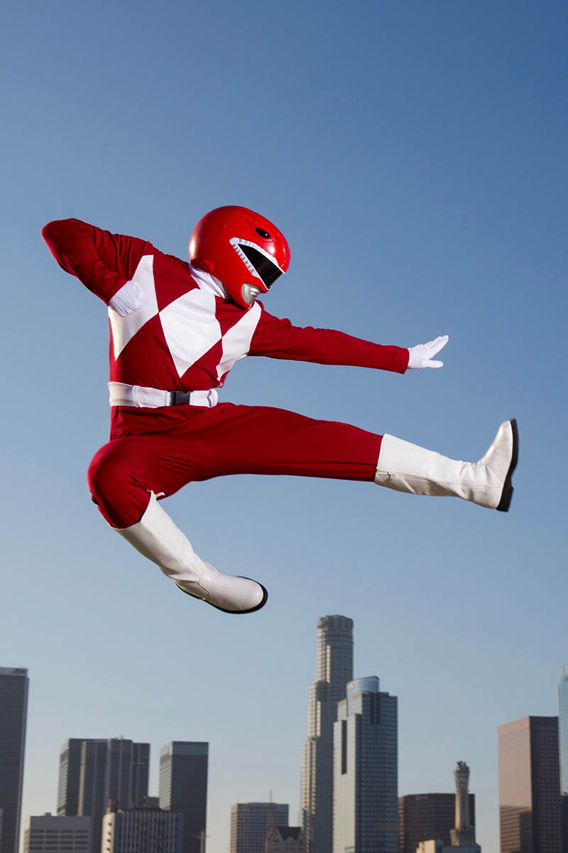 Power Ranger Character For Birthday Parties Party Princess Productions