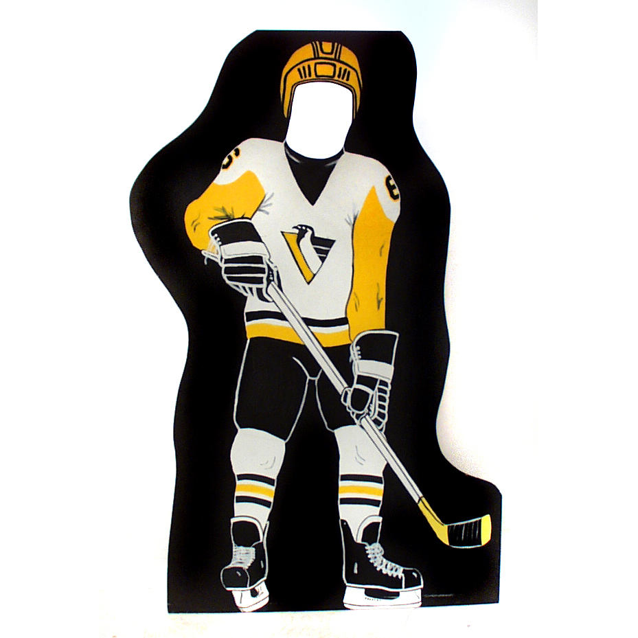 Pittsburgh Penguins Player Cutout The Prop Shop