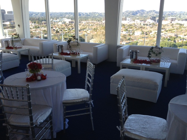WHITE DANCE FLOOR RENTAL SAN DIEGO LOUNGE FURNITURE RENTAL