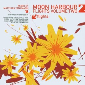 Matthias Tanzmann Moon Harbour Flights Vol 2 Moon Harbour Deep House