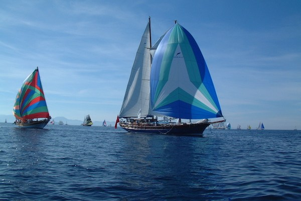 PARTYSAN Yachting Flotte