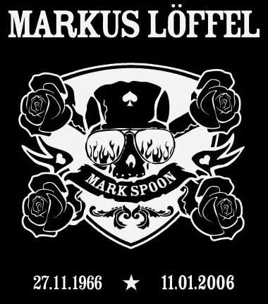 Markus Löffel Marc Spoon RIP Nachruf PARTYSAN