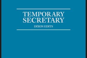 Der Tod der DJ Mix CD? DJ Dixon = Temporary Secretary