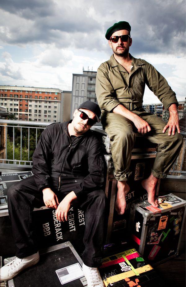 Modeselektor Monkeytown Moderat 808 Mikrobreaks Thom Yorke Melt! Miss Platnum Marcel Dettmann und ShedAntipop Consortium