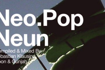 Neo.Pop Neun. Mixed by Klausing, Boon & Gunjah