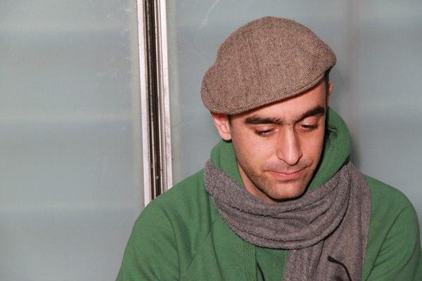 Techno DJ Dave Tarrida from Vienna, Austria
