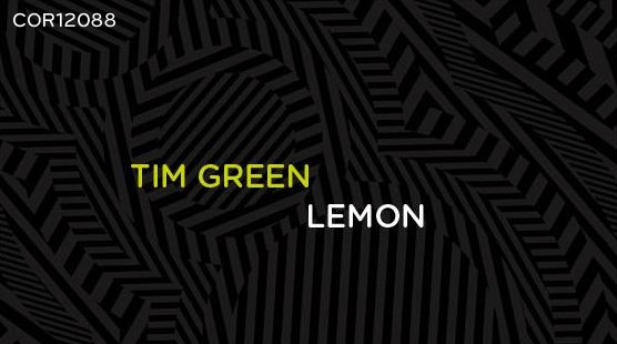 Tim Green - Lemon EP (COR12088) by cocoonrecordings