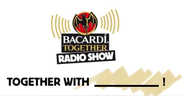 BACARDI TOGETHER– Together With...Aga Heller @ AMSTERDAM DANCE EVENT!