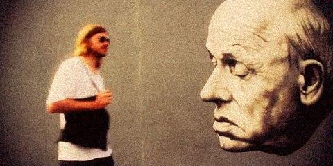Marcel Dettmann gibt ein Videointerview für Music Man in Berlin für seine neue Mix CD Conducted