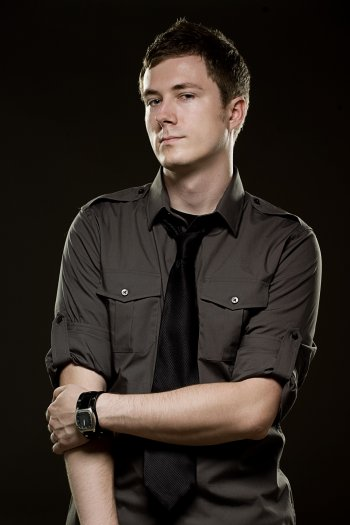 Dustin Zahn, DJ and Producer Techno Music from Minneapolis, Minnesota, US