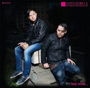 Album Cover, hey mate Supdub Records, Kaufen