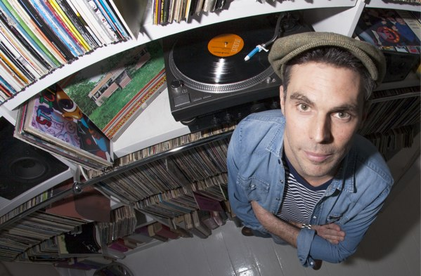 Tom Findlay (Groove Armada) - 'LateNightTales Presents Music For Pleasure'