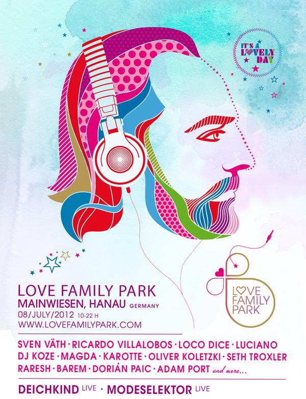 Love Family Park 2012