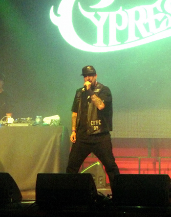 Cypress Hill at Space Ibiza