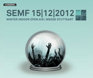SEMF 2012 Stuttgart Electronic Music Festival
