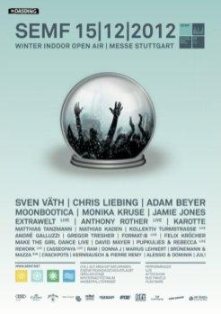 SEMF 2012 – Stuttgart Electronic Music Festival