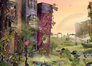 Flyer Tomorrowland 2012