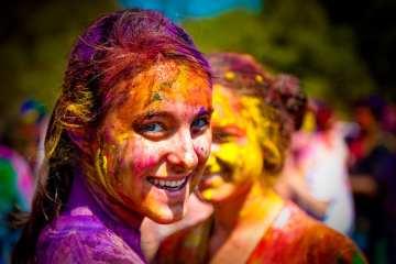 Holifestival of Colours, copyright tibchris