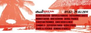 Thaibreak 2014. 09.03. - 24.03.2014 Bangkok - Koh Mak