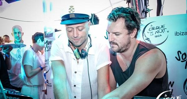 Solomun Hosh Cirque de la Nuit Ibiza