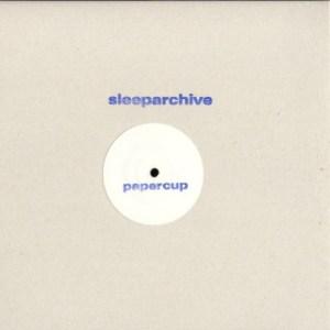 sleeparchive single paper cup