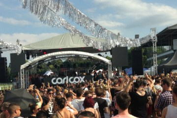 Carl Cox beim Greenfields 2015