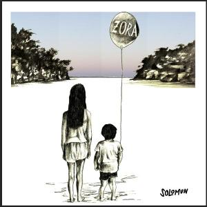 "Solomuns neue EP ""ZORA"""