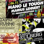 8 Jahre Disctronic Flyer