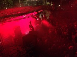 Oasis Festival Marrakech, Morocco, 2016. Arena / Amphitheater. David August aka Red Fog.