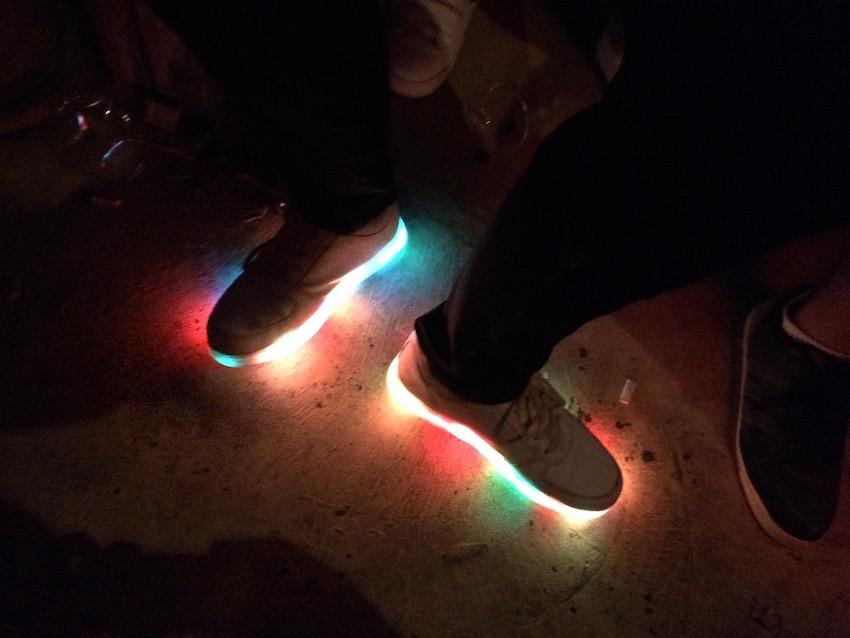 Oasis Festival Marrakech, Morocco, 2016. Dancing Shoes.