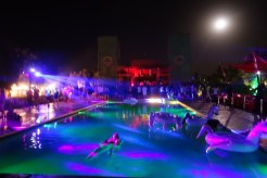 Oasis Festival Marrakech, Morocco, 2016. Main Pool Floor