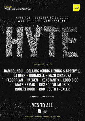 ADE 2016 Hyte