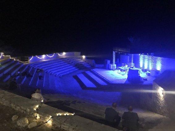 Amphitheatre - Obonjan Island Cratia 2017