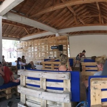 Workshops - Obonjan Island Cratia 2017