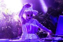 Sonar 2017, Barcelona. Björk DJ Set.