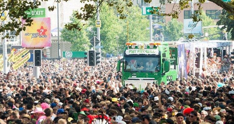 Street Parade Zürich