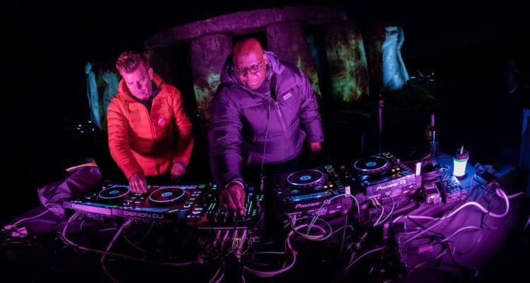 Carl Cox und Paul Oakenfold werden zum Weltkulturerbe