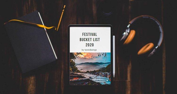 Festivalreiseführer von tunes&wings 2020