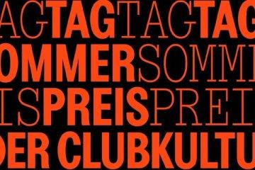 Preis der Clubkultur Berlin 2021