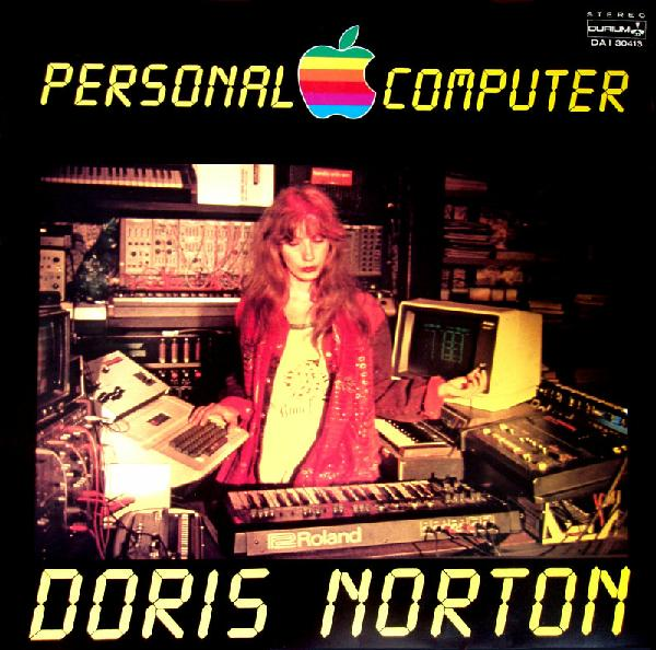 "Doris Norton – ""Personal Computer"""